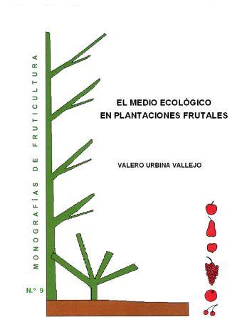 N.º 9. El medio ecológico en plantaciones frutales